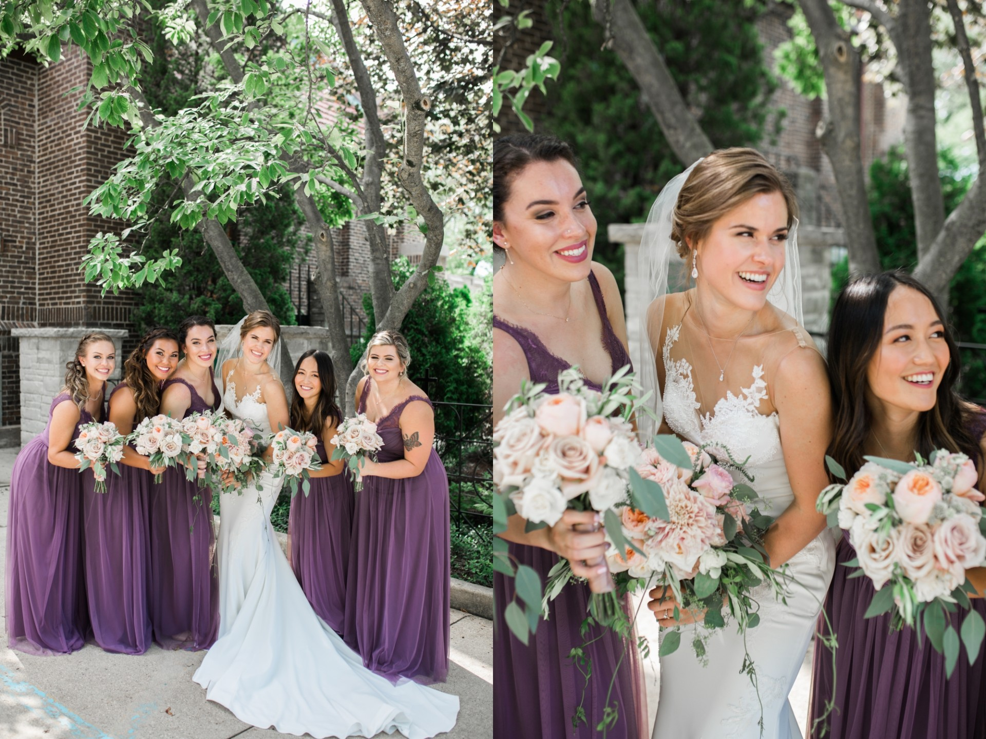 Nicole & Nestor | Noah\'s Event Venue Wedding, Lincolnshire IL